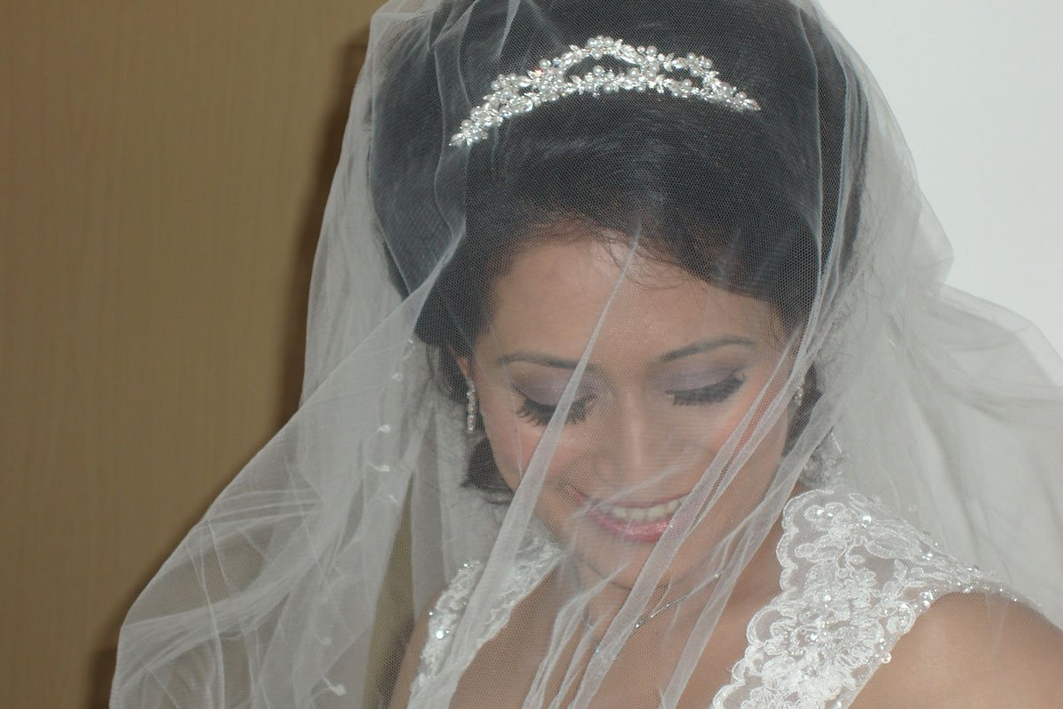 Meagan's Wedding Makeup by Catherine Cliffe in Birmingham