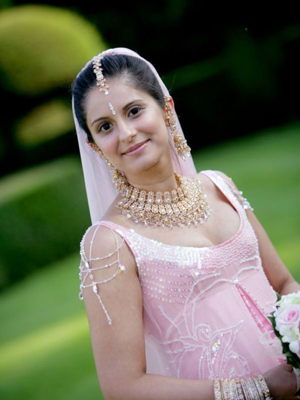 Bridal Makeup for Sandip for her wedding at Coombe Abbey in Warwickshire