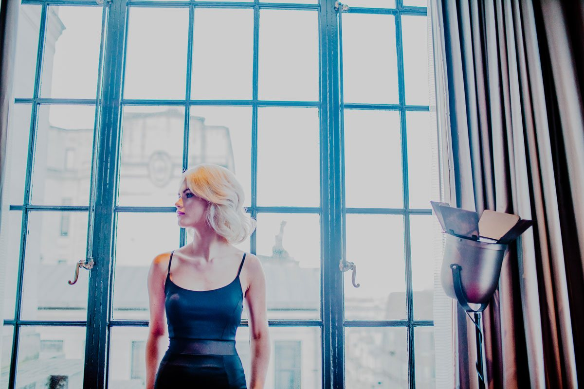 Makeup & Styling by Catherine Cliffe, at the Gotham Hotel in Manchester
